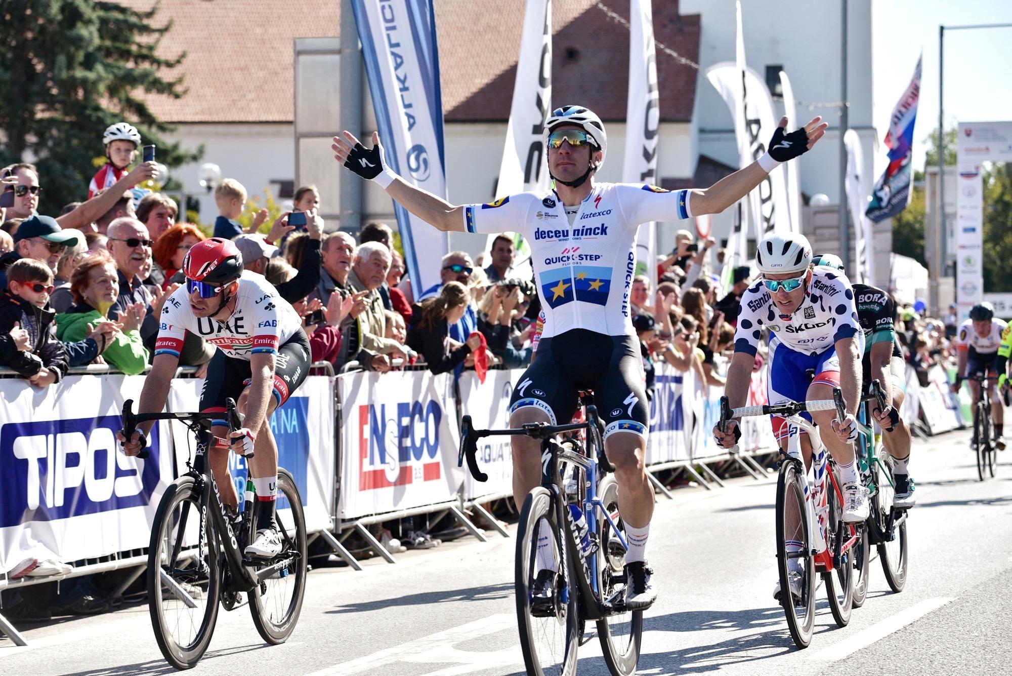 ENSECO podporilo Pretek okolo Slovenska.